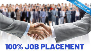 100% JOB PLACEMENT